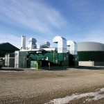 Funds collected from large greenhouse gas emitters in Alberta helped pay a portion of the $30-million cost for the Lethbridge Biogas plant.