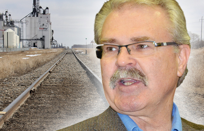 Should Ag Minister Ritz tackle the railways next?