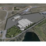 A new Agriplex with a dedicated dirt floor, is part of the redevelopment plan for Exhibition Park in Lethbridge.