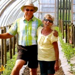 Forging one-on-one connections with customers has helped Dick and Sue Pearson create Seeds to Greens, a successful community-supported agriculture program.