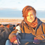 Cattle prices have 'just one direction to go' and that's why producers should be embracing niche markets for natural or 'certified humane' beef, says Hanna rancher Colleen Biggs.