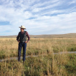 Caring for the land  has earned Jack Vandervalk and his family the Alberta Beef Producers' 2016 Environmental Stewardship Award.