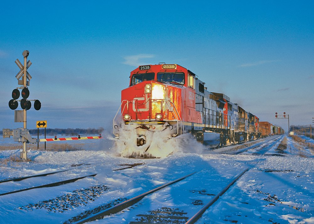 With winter coming to an end, rail service should improve — but that will come too late for farmers needing cash before seeding.