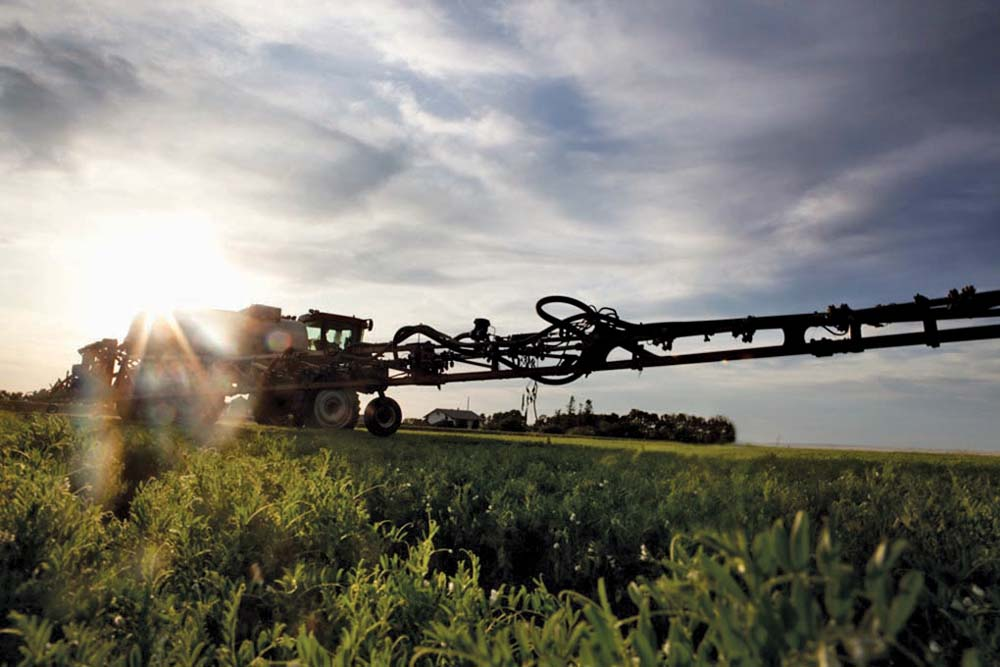 No ordinary herbicide — glyphosate keeps making headlines