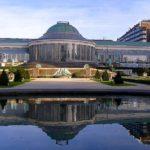 Le Botanique, a Brussels-area greenhouse facility repurposed as a cultural centre and live music venue. (CIA.gov)