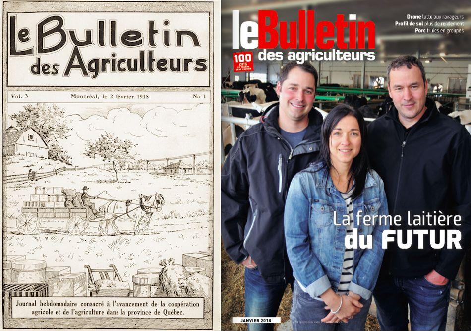 Le Bulletin marks 100th anniversary