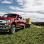 A 2018 Ford Super Duty F-250 Lariat. (Ford.com)