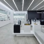 "Aurora Cannabis in November 2019 opened a flagship retail store at the West Edmonton Mall, describing the 11,000-square foot shop as ""both a retail cannabis store and an immersive experiential space."" (CNW Group/Aurora Cannabis Inc.)"