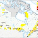Conditions reported to AAFC's Canadian Drought Monitor as of July 31, 2020. (Agr.gc.ca)