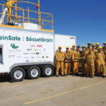 Rural Alberta fire departments get grain rescue equipment