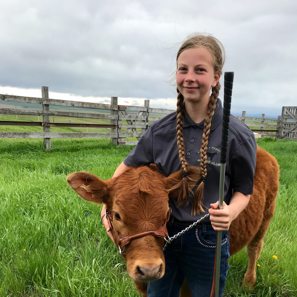 Social media has spread many falsehoods about agriculture and so farmers need to use social media to set the record straight, says Leslie Siewert, junior winner of this year's Alberta Young Speakers for Agriculture competition.