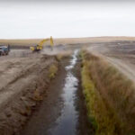 Replacing canals with underground pipes will cut water loss from evaporation and leakage — enough to irrigate an additional 200,000 acres in southern Alberta.