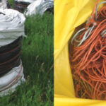 Six more collection sites for recycling of grain bags and twine
