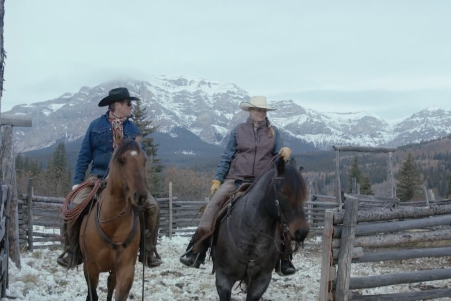 Prevention is better than treatment, says Alberta rancher Kym Andrew, who is featured with husband Buster in the documentary.