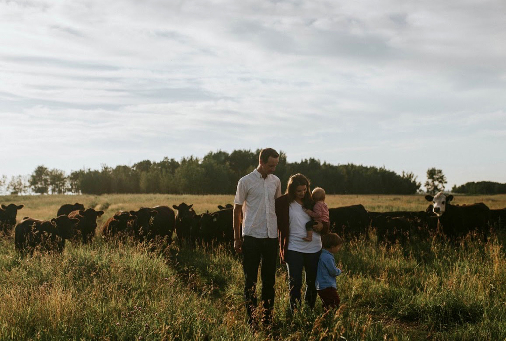 "Blake and Angela Hall have built a successful cattle enterprise from scratch. But aside from a small parcel that's their ""home base,"" owning their land is not something they'll ever be able to afford."